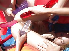 One day on the water slides @ the seduction of jayme langford
