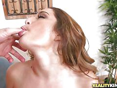 small tits, babe, blowjob, bubble butt, big dick, from behind, reverse cowgirl, pov, standing sex, cum fiesta, reality kings, jmac, mila marx