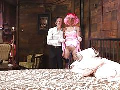 ebony, interracial, blowjob, face sitting, cosplay, instructional, tattooed babe, workshop, educational, kink university, kink, jessica creepshow, danarama