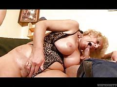 threesome, handjob, big tits, boots, blowjob, blonde granny, granny ghetto, granny ghetto, fame digital, katalin a