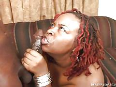 blowjob, undressing, huge ass, bbw mature, rubbing pussy, big black cock, on couch, spreading pussy, chubby ebony, chubby sistas, afrodisia, byron long