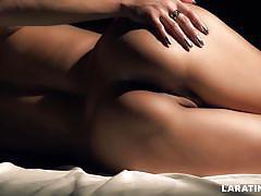 milf, orgasm, big tits, solo, latina, masturbation, brunette, lara tinelli, lara tinelli