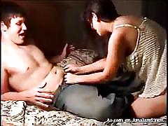 Whorish wife gets fucked by her husband