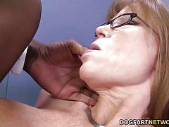 milf, black, mature, interracial, pornstar, stockings, office, cougar, busty, seduce, brunette, big dick, bbc anal, ass fucking, mom, dogfart network, darla crane