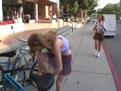 Kelly the coed 17: scene 2