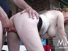 Mmv films amateur german redhead facialized