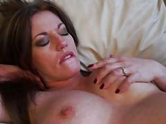 Gorgeous holly kiss gets nailed hard from behind