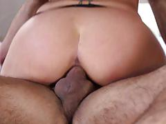 Bskow banging hot brooklyn chase nailed from b...