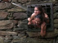 bdsm, fetish, lesbian, outdoor, bondage, dungeon, extreme, farm, forced, girls kissing, humiliation, sadistic, slave, spanking, torture, whip