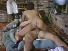 Brigitte aime & peter north - backdoor suite (1992)