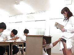 Kanako iioka naughty science classes