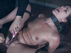 Helena is trapped and played into submission