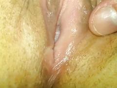 Closeup pussy