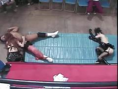 Avwd-003 - japanese adult video wrestling part 2