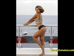 Beyonce is a slut! nude compilation video