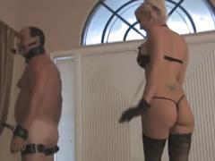 Mistress skyler canes slave
