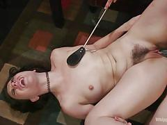 milf, lesbian, threesome, bdsm, hairy, whipping, lezdom, licking feet, strapon fuck, whipped ass, kink, juliette march, mona wales, dahlia sky