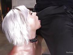 milf, tattoo, blonde, bdsm, big tits, bound, masturbation, vibrator, rope bondage, slave training, the training of o, kink, ramon nomar, astrid star