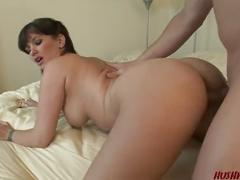 Milf carrie ann get s amuch needed young cock stuffing