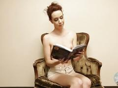 Topless girls reading: rush revere and the first patriots