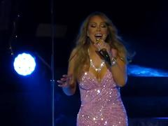 Mariah carey - oslo spektrum (2016)