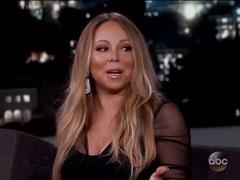 Mariah carey - jimmy kimmel live! - 05-18-2015