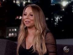 celebrity, milf, 60fps, mom, mother, celeb, mariah carey, hot, sexy, body, boobs, cleavage, legs