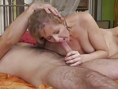 The art of pleasuring an older lady