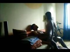 College babe fucked on hidden cam