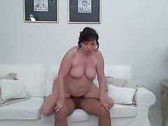 big ass, big tits, mature, cougar, big dick, reverse cowgirl, pussy eating, cock riding, mature nl, rosalia