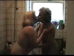 grannies, lesbians, lingerie
