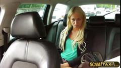 Blonde teen lindsey gets fucked by a taxi driver