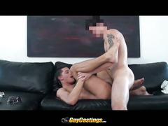 Amateur cutie ethan fucked in casting