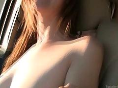 Redhead pervert coed ashton