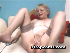 amateur, blonde, granny, mature, webcam, shaved, homemade, solo, stockings, more
