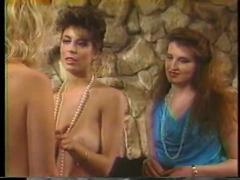 lesbians, threesomes, vintage