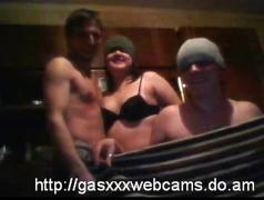 gasxxxwebcams, webcam, party, foursome