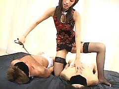 Riko tachibana  3some