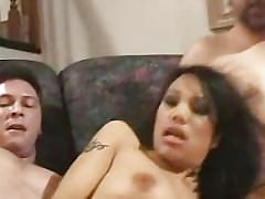 Lucy thai - double penetration