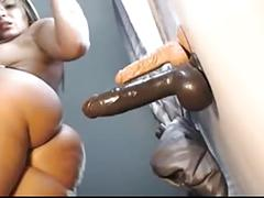 Hot milf juicy ass fuck herself with dildos.