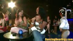 Dancing midget stripper