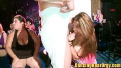 Dancing midget stripper