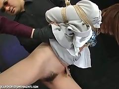 Extreme japanese bdsm sex  parina 3