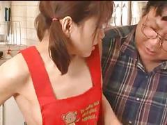 Tina yuzuki and old man