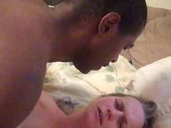 White wife carrie and bbc cuckold hubby
