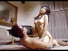 asian, japanese, mom, fucking, her, husband, riding