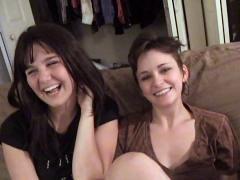 amateur, brunettes, lesbians