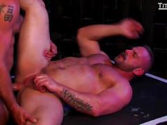 Hairy gay dads george ce and samuel colt