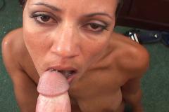 Sasha loves to swallow
