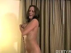 Nikki jackson  vibrator fun